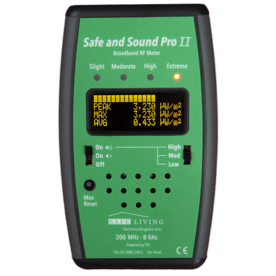 Measuring device Safe & Sound Pro II High frequency