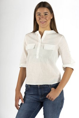 Damen Bluse Swiss Shield ULTIMA