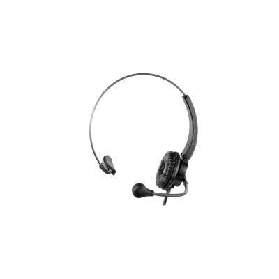 Headphone Headset Anti-Radiation Radiation-Free Telephony with RJ9 plug for deskphone Gigaset DA710 and other table phones
