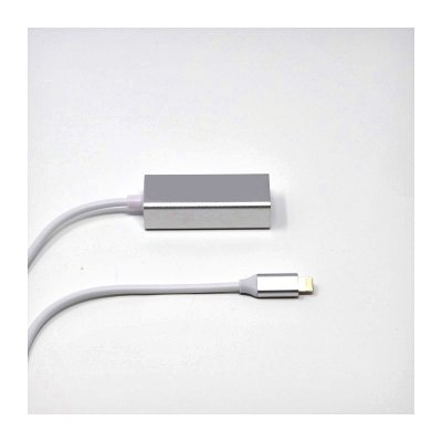 Network adapter for I-Phone and I-Pad