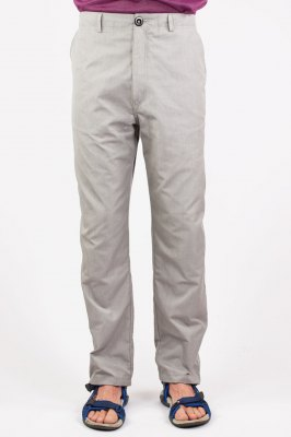 Men's trousers cotton, polyester and stainless steel 37dB at 3.5GHz