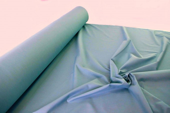 Fabric by meter stainless steel yarn light blue Price per 1m - mind. 1m roll width: 150cm 37dB at 3.5GHz